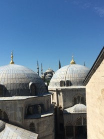 Roof tops of Istanbul