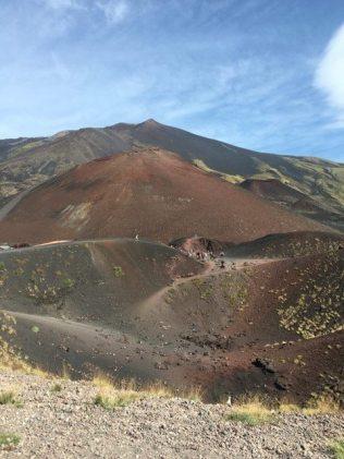 Smoldering Etna