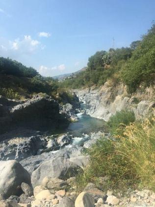 Alcantra Gorge