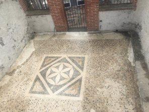 Mosaics in Taormina