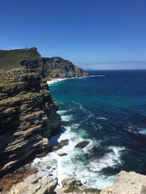 Amazing South African coast